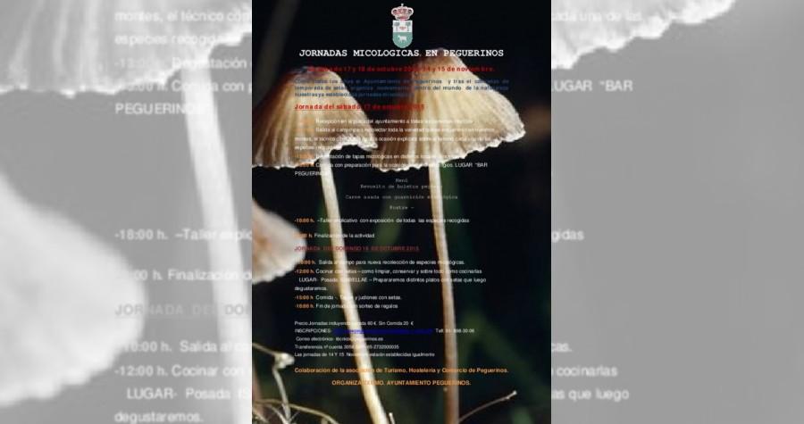 Jornadas micologicas 2015
