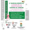 Cartel 2 marcha benefica contra el cancer