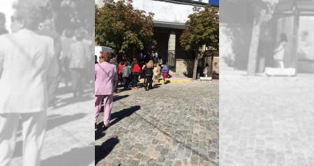 Recepcion misa y procesion virgen del rosario 07