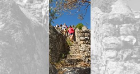 Ruta al monte fortines 07