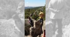 Ruta al monte fortines 13