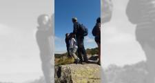 Ruta al monte fortines 14