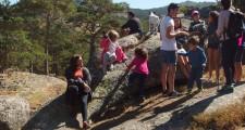 Ruta al monte fortines 16
