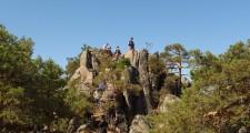 Ruta al monte fortines 18